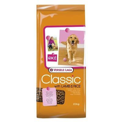Foto van Classic Lam&Rijst hondenbrok 10 kg