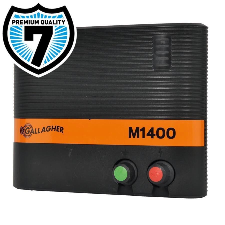 Schrikdraadapparaat Gallagher M1400 230V