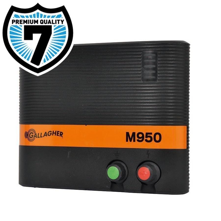 Schrikdraadapparaat Gallagher M950 230V
