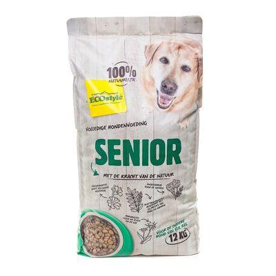 Ecostyle hondenvoer Senior 12kg