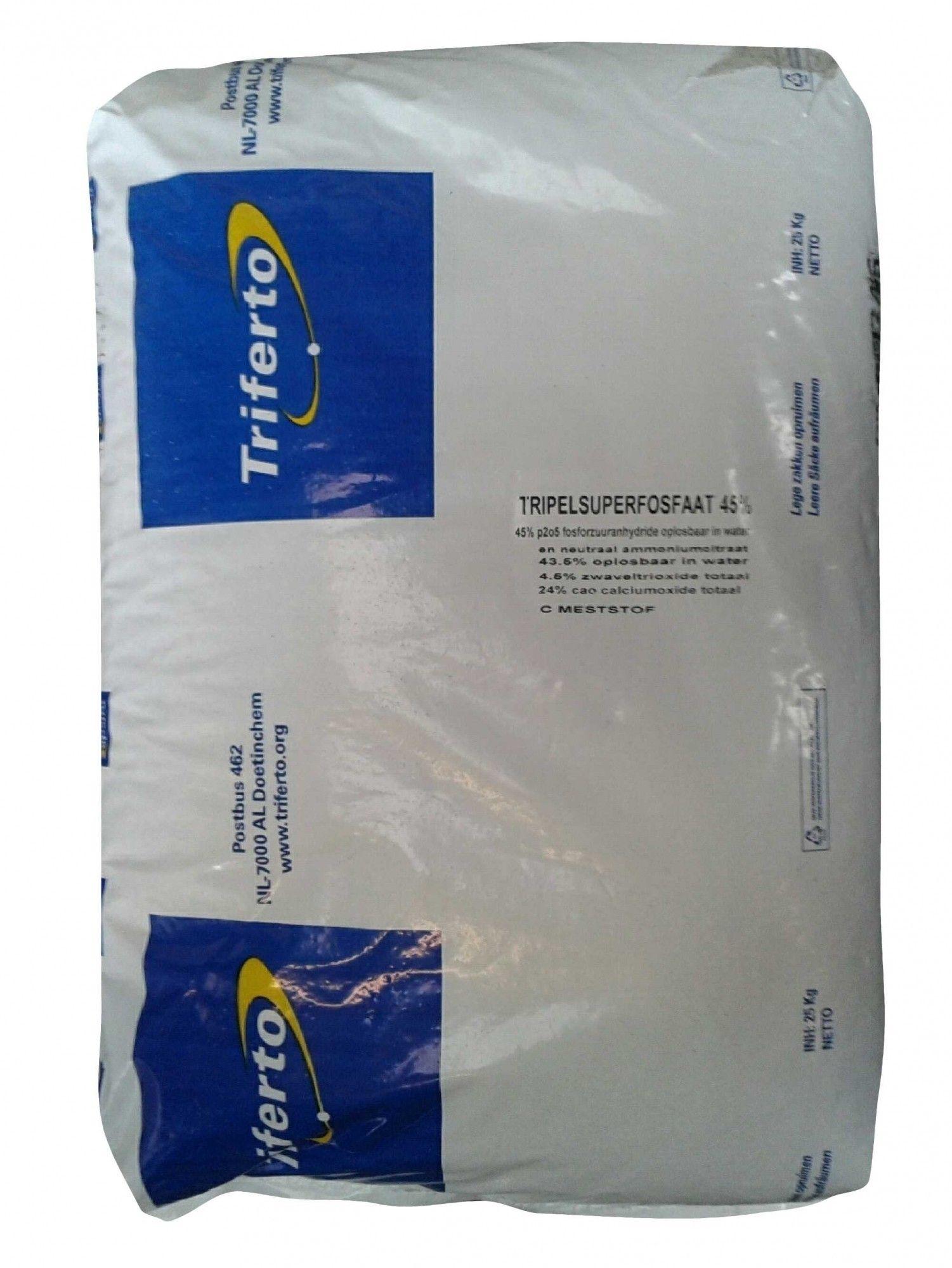 Tripelsuperfosfaat 45% 25kg