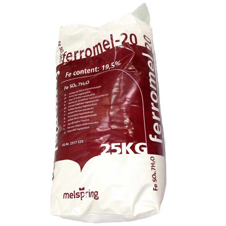 Ijzersulfaat Ferromel 25kg