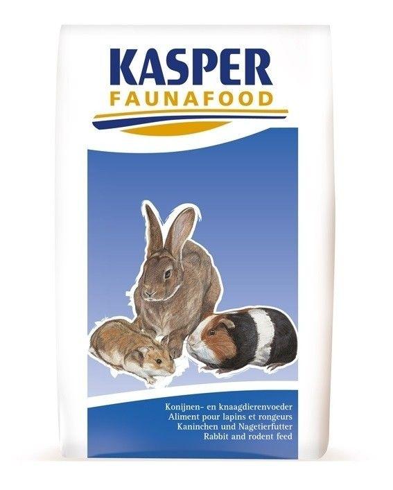 Konijnenkorrel Sport Kasper Faunafood 20kg