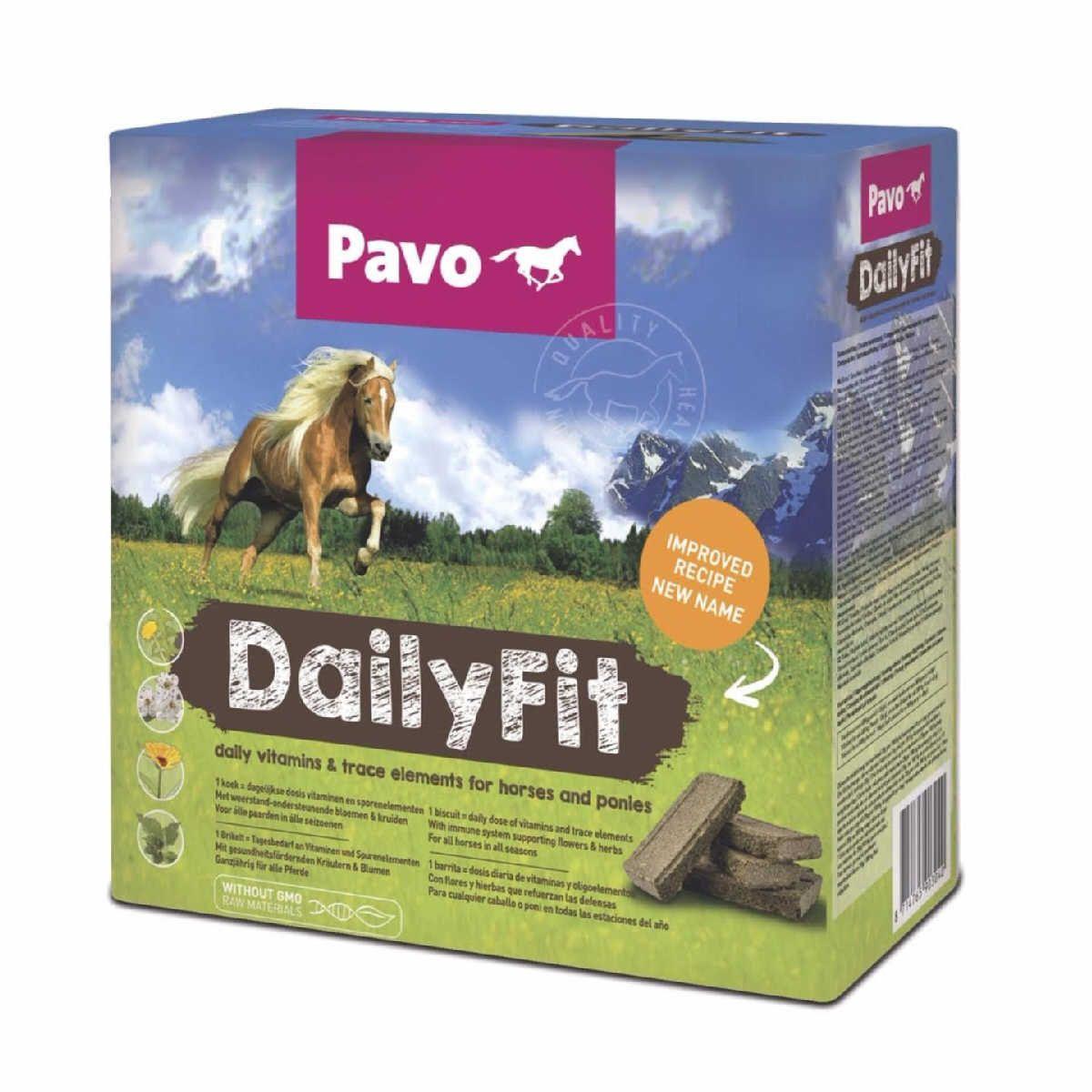 Pavo DailyFit 12.5kg