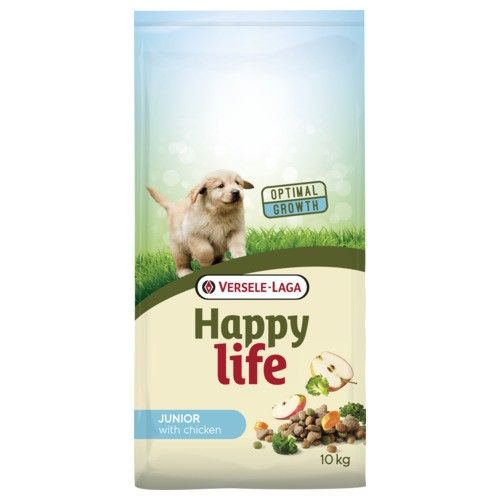 Happy Life hondenvoer Junior Chicken 10kg