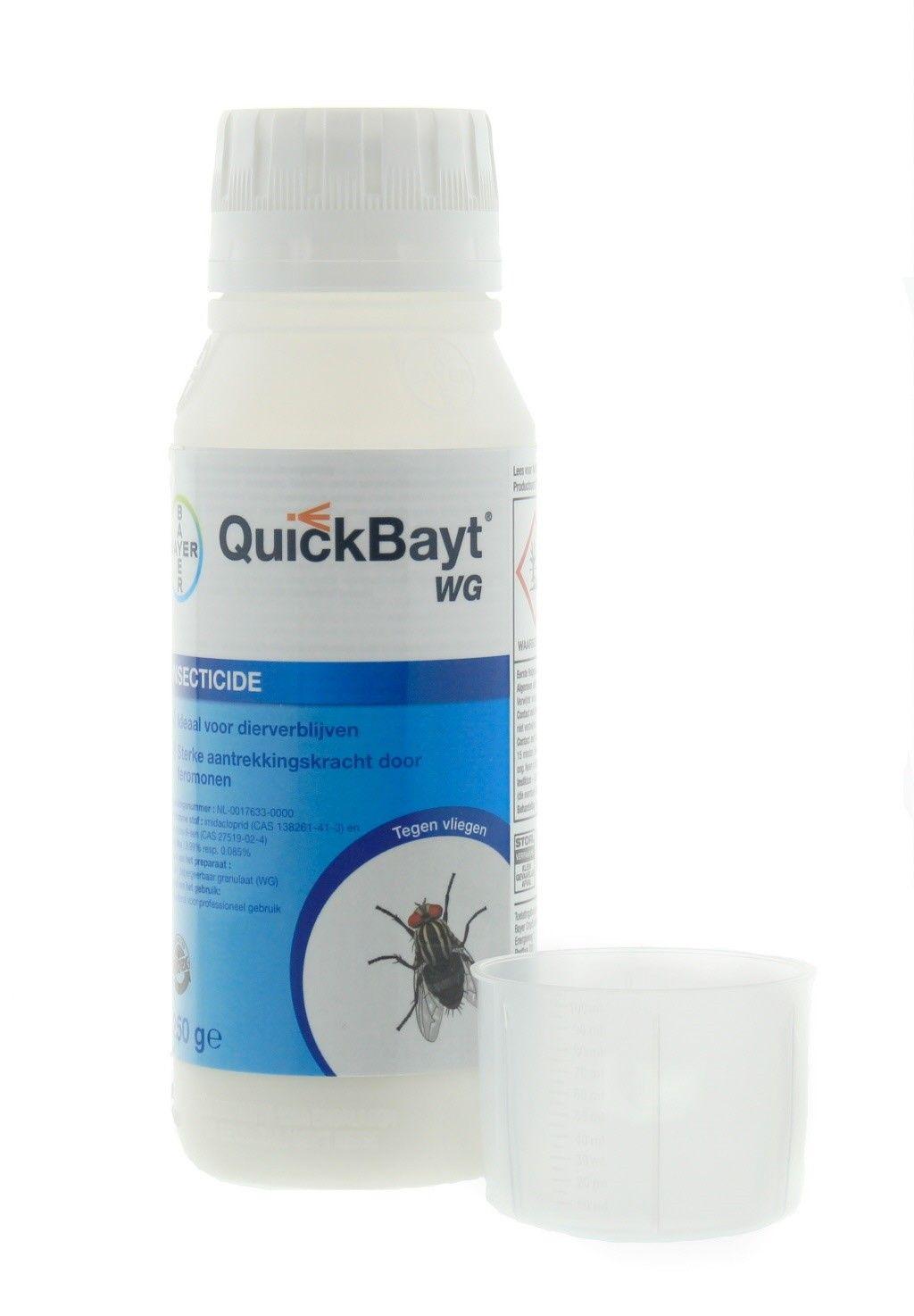 Quick Bayt Bayer WG tegen vliegen 250gr