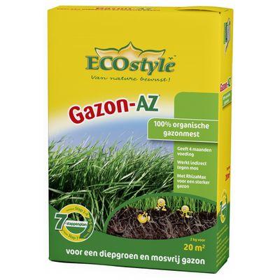 Foto van Gazon AZ Ecostyle 2kg