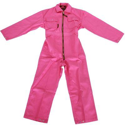 Foto van Kinderoverall roze