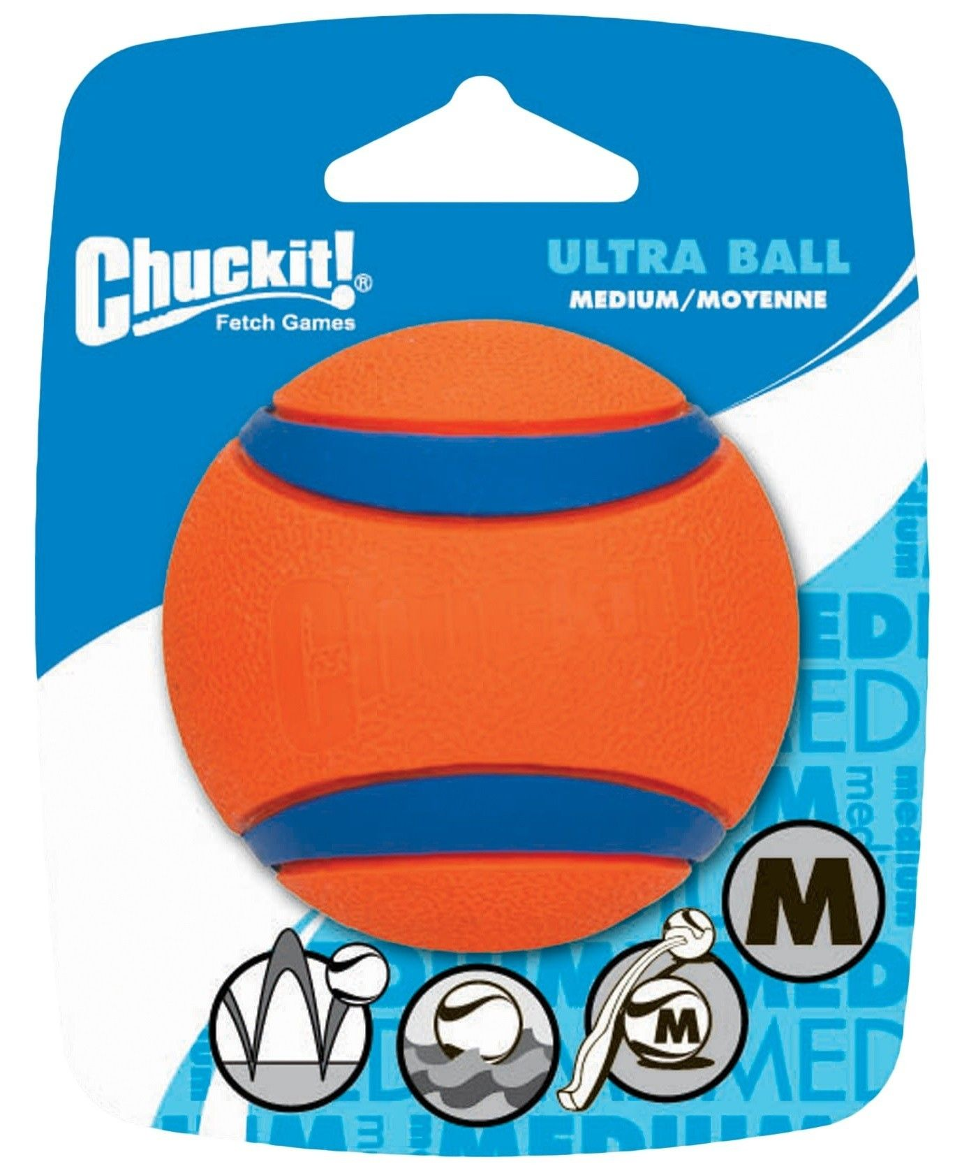 Hondenbal Chuckit Ultra Ball Medium
