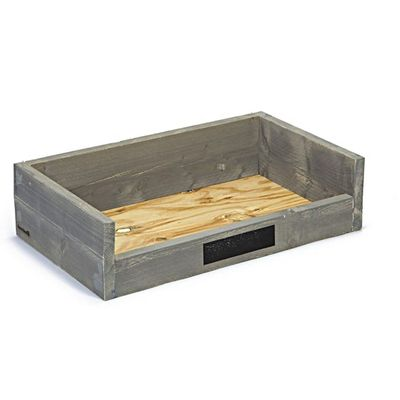Foto van Beeztees Hudson hondenmand hout 75x45cm