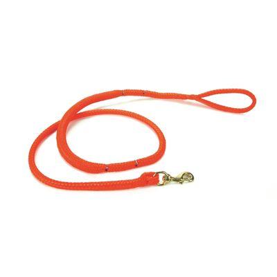 Canicross treklijn Actif nylon oranje