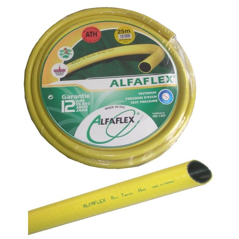 Waterslang / tuinslang Alfaflex ATH 19mm (3/4 inch) 100mtr