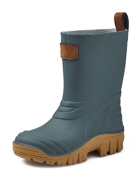 Kinderlaars Gevavi Boots sebs groen/beige