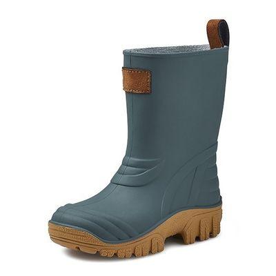 Foto van Kinderlaars Gevavi Boots sebs groen/beige