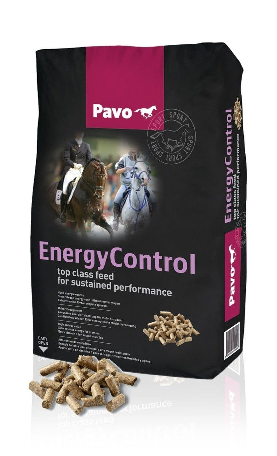 Pavo Energy-Control 20kg