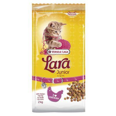 Foto van Lara Junior kittenvoer 2 kg