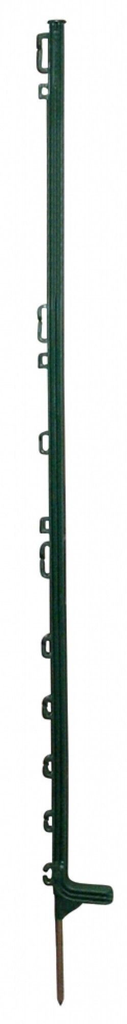 Horizont kunststof weidepaal Smart groen 145cm 10 stuks