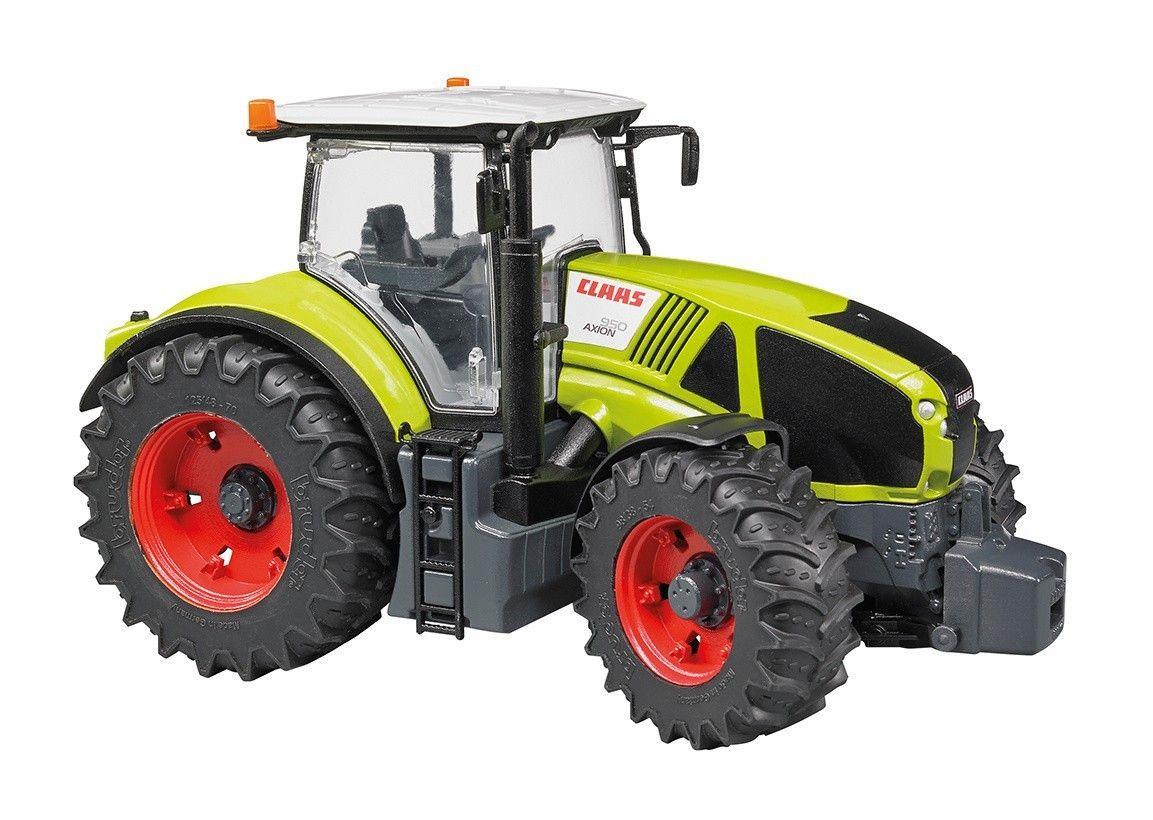 Bruder tractor Claas Axion 950 1:16