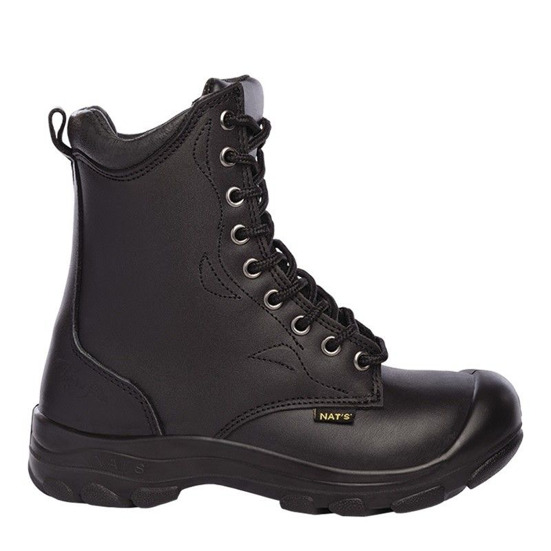 Werkschoenen voor Dames Lady Line Enna zwart