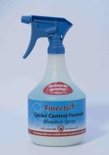 Finecto+ tegen bloedluis en mijt 1ltr