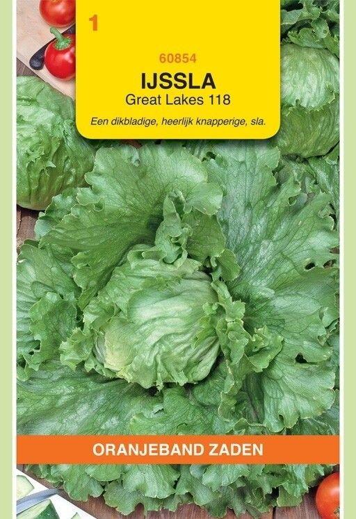 IJssla Great Lakes 118 Oranjeband