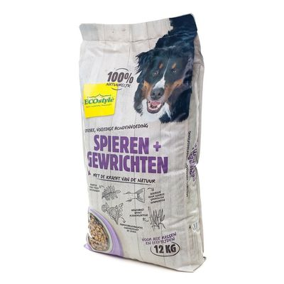 Ecostyle hondenvoer Spieren en Gewrichten 12kg