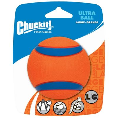Foto van Hondenbal Chuckit Ultra Ball Large