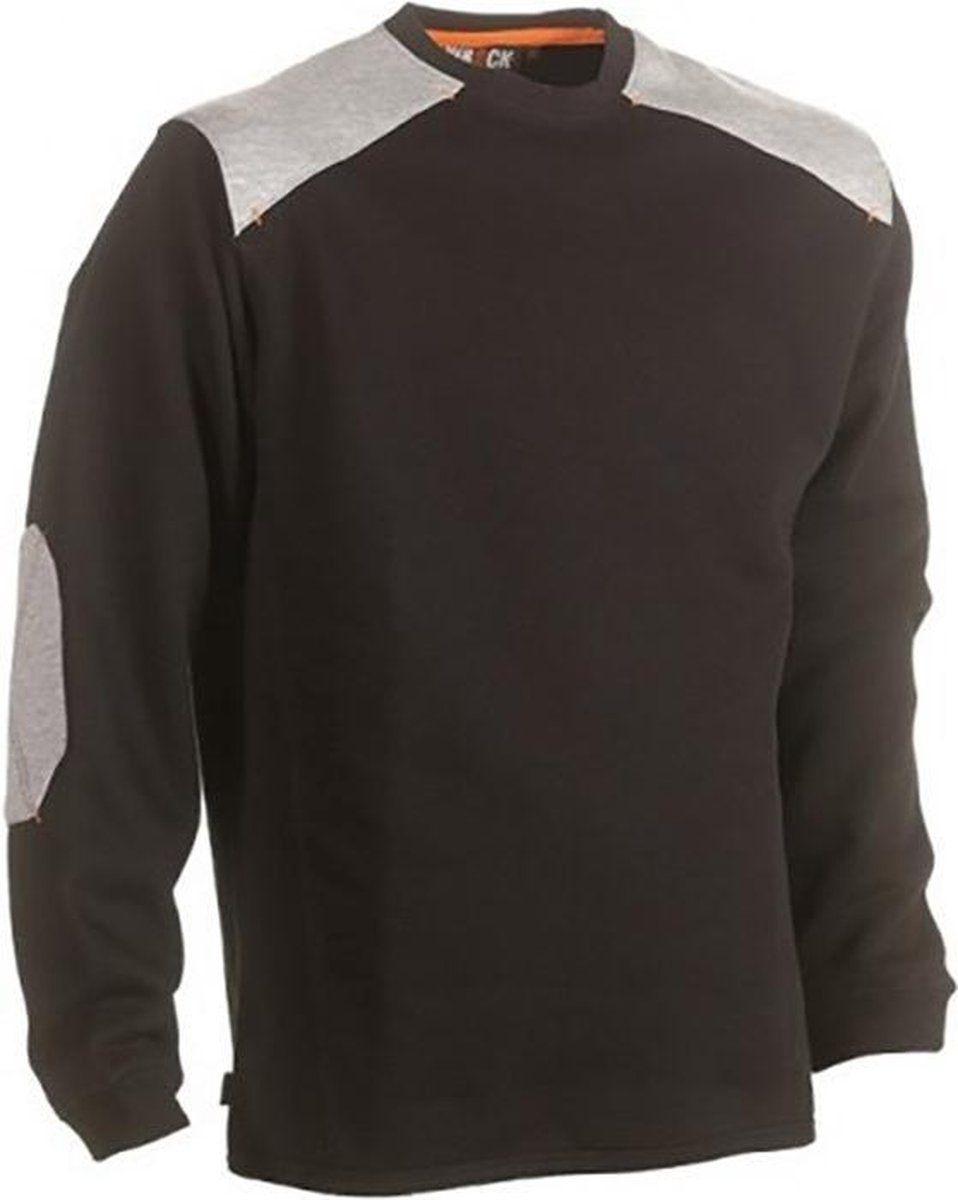 Herock Artemis sweater werktrui zwart
