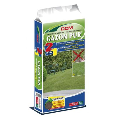 Foto van DCM Gazon-Pur 10kg