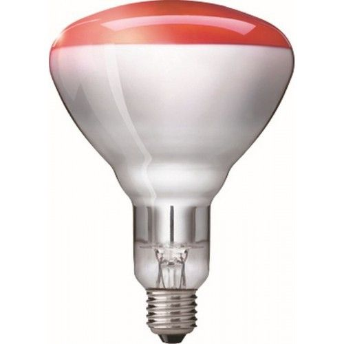 Warmtelamp / infraroodlamp rood Philips 250Watt