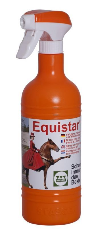 Equistar glansspray 750 ml