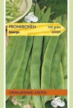 Pronkbonen Emergo Oranjeband