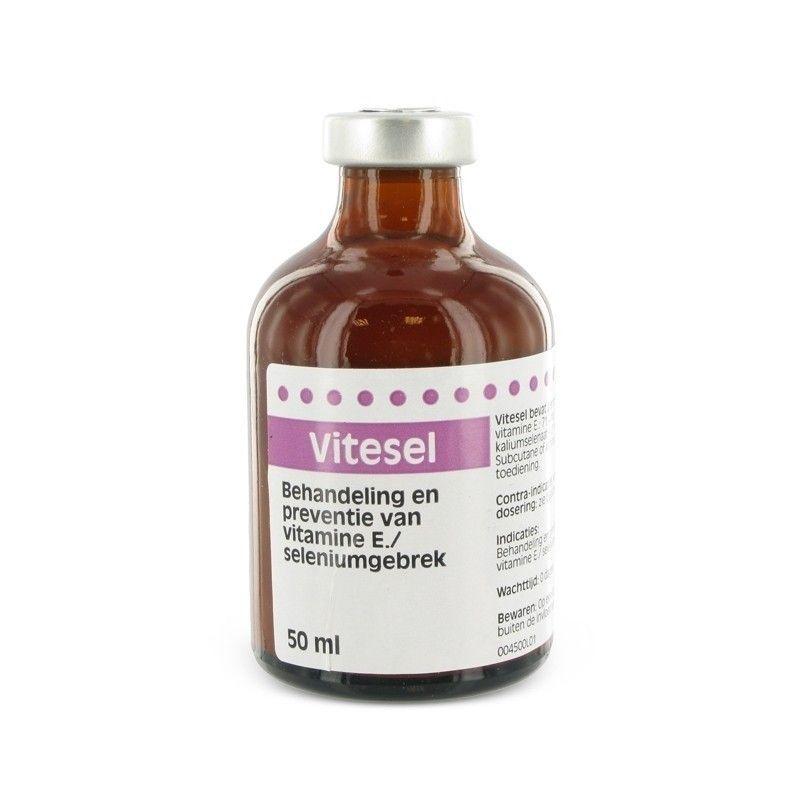 Vitamine-E-Seleen 50ml. injectie