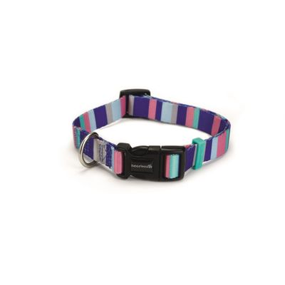 Hondenhalsband Stripes nylon Beeztees