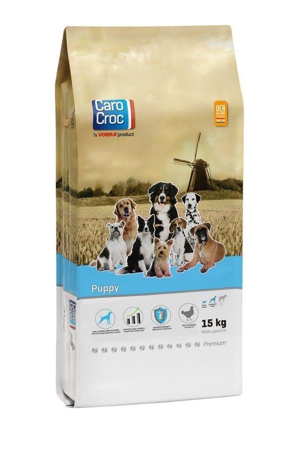 Carocroc Puppy hondenvoer 15kg