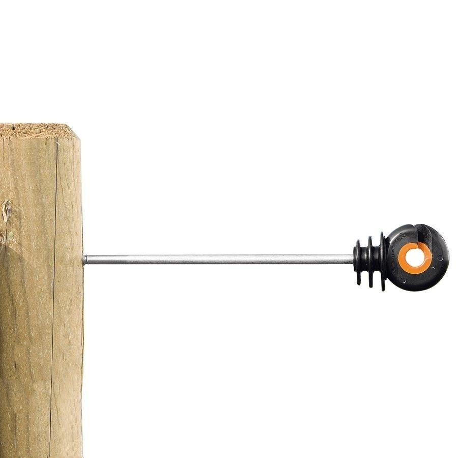 Afstandschroefisolator Gallagher XDI hout 18cm (10 stuks)