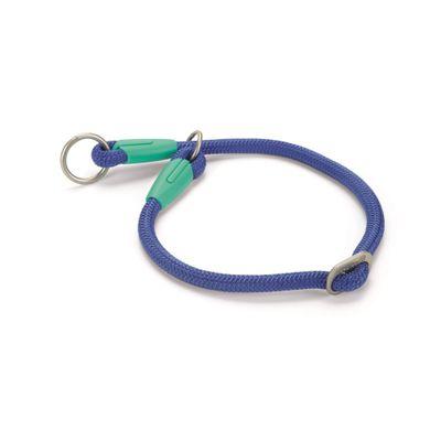 Foto van Honden sliphalsband Nikra rond Beeztees blauw