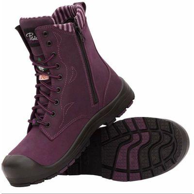 Foto van Werkschoenen voor Dames Lady Line Enna paars