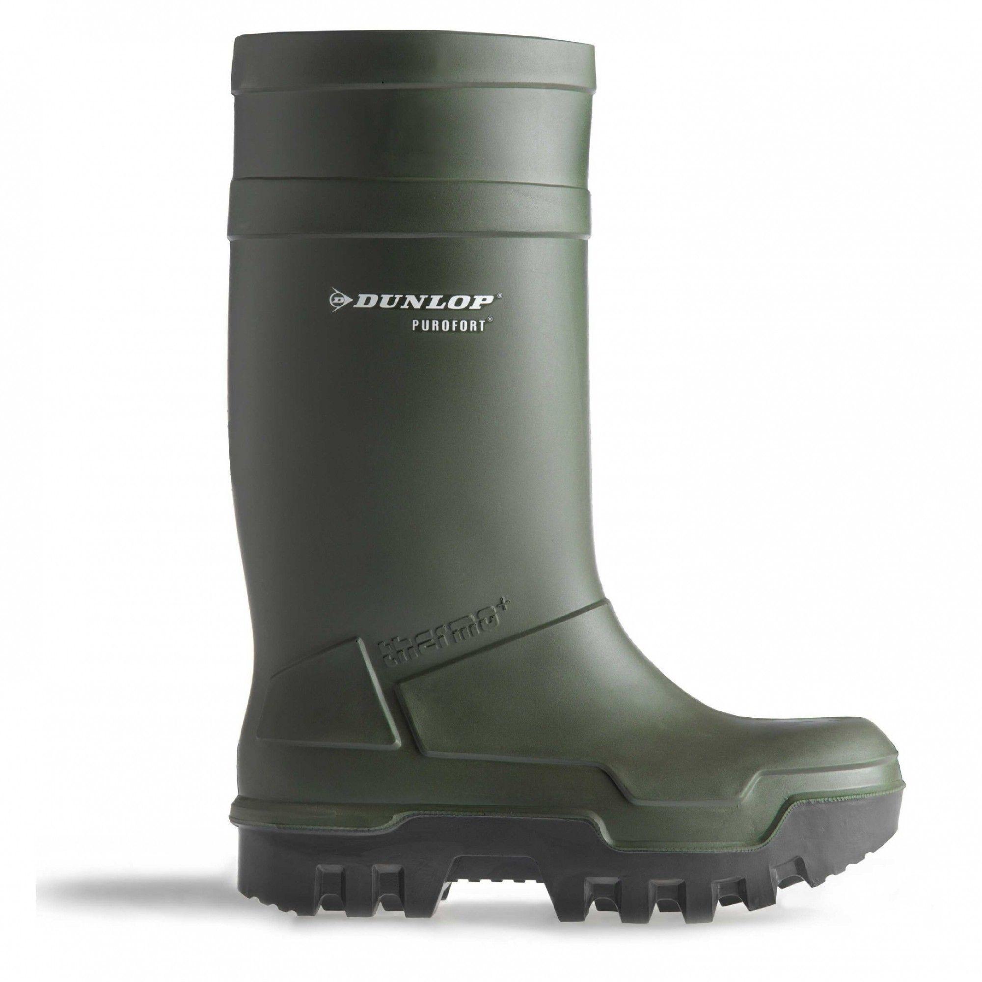 Veiligheidslaars Dunlop Thermo+ S5 groen