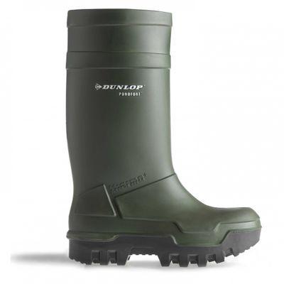 Foto van Veiligheidslaars Dunlop Thermo+ S5 groen