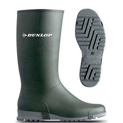 Dunlop sportlaars PVC groen