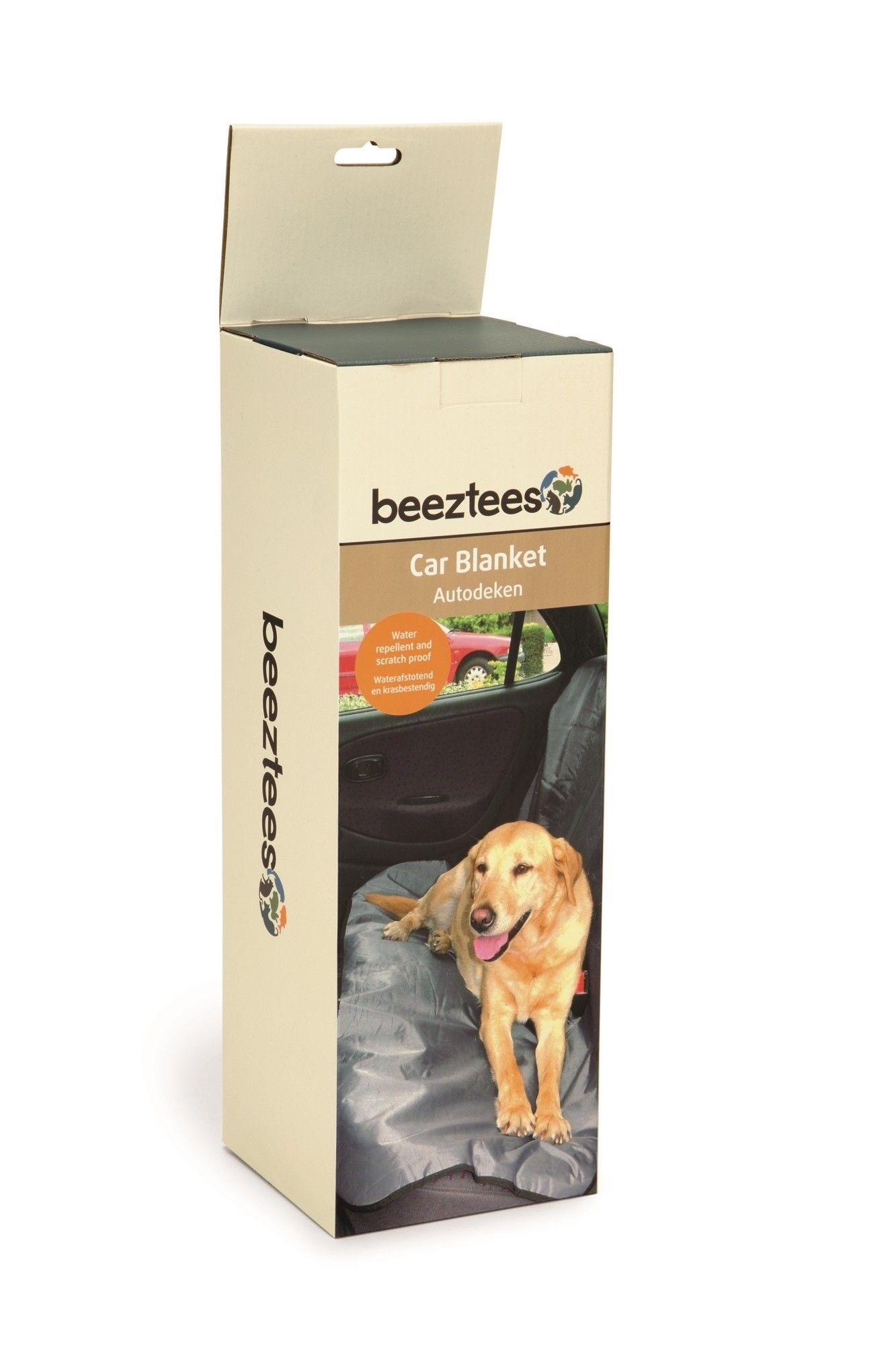 Autodeken hond waterafstotend 110 x 130cm