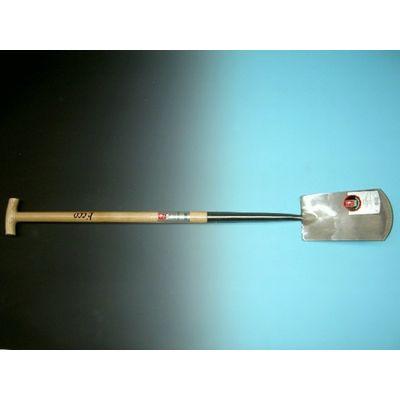 Spade Ideal Ecco gepolijst, type 1106 met T-steel