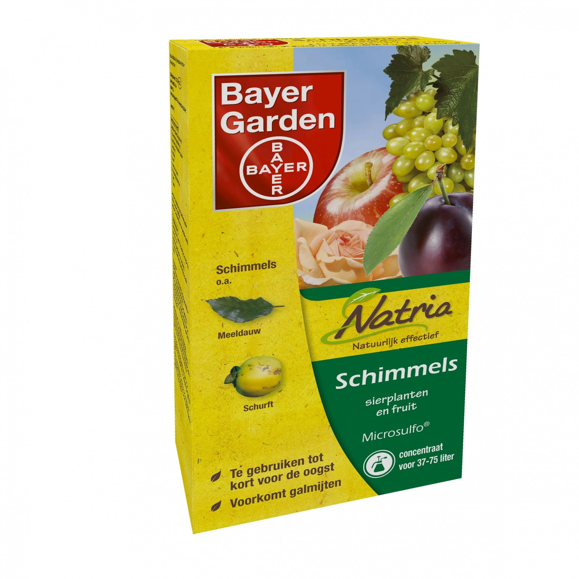Microsulfo spuitzwavel Natria 300gr