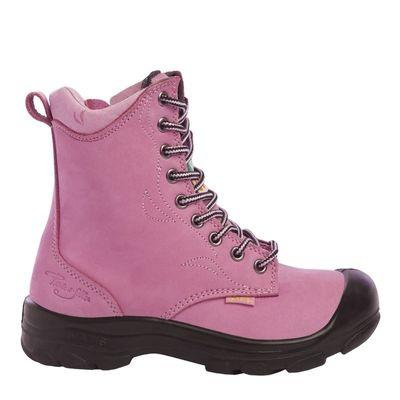 Foto van Werkschoenen voor Dames Lady Line Enna roze