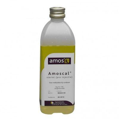 Foto van Amoscal melkziekte infuus 450ml
