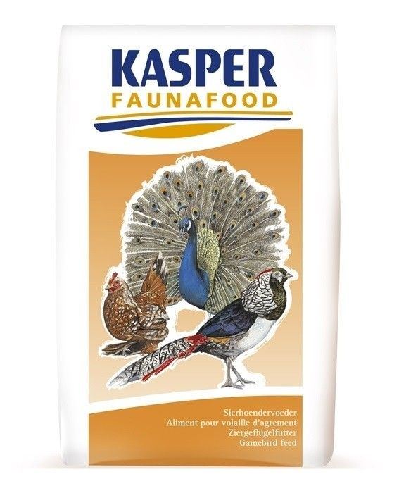 Gallus 4 foktoom / productie korrel Kasper Faunafood 20kg