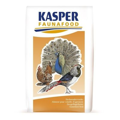 Foto van Gallus 4 foktoom / productie korrel Kasper Faunafood 20kg