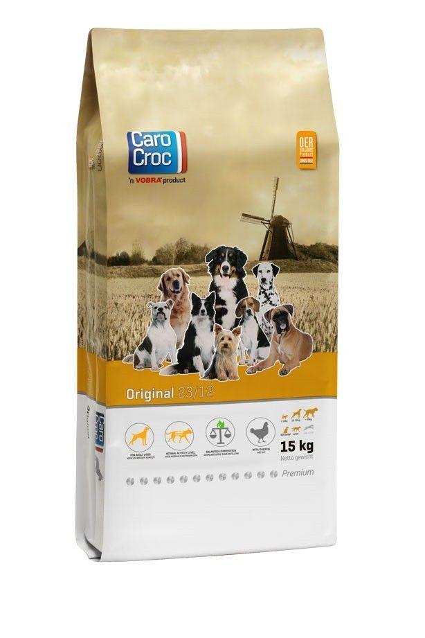 Carocroc Original hondenvoer 15kg