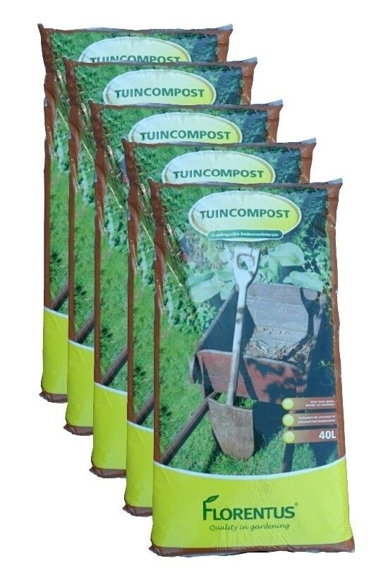 Florentus Compost 40ltr